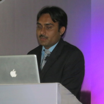 PRADYUMANSINH JADAV, 31, Rajkot, India