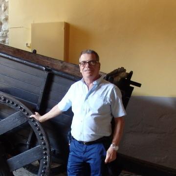 Antonio Gonzalez Medina, 68, Las Palmas, Spain