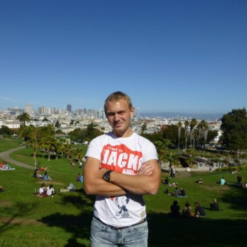Dmitry Korsun, 30, San Francisco, United States