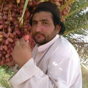 Shams Mazari, 31,