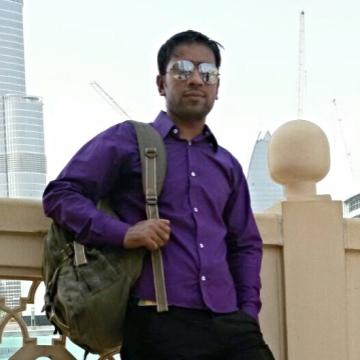 Muhammad  Zeeshan  Ul  Ha, 28, Abu Dhabi, United Arab Emirates