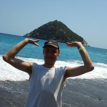 enrico, 43, Torino, Italy