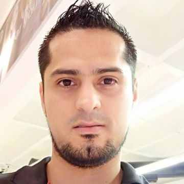 Harold Andres Verjan Diaz, 31, Medellin, Colombia