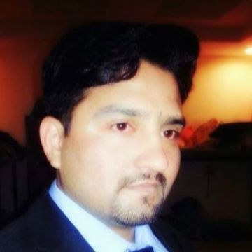 Toseef Ali, 29, Jeddah, Saudi Arabia