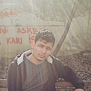 Fadi Demashke, 25, Istanbul, Turkey