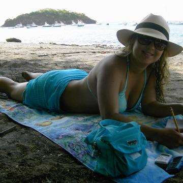 Laura Herrera, 32, San Jose, Costa Rica