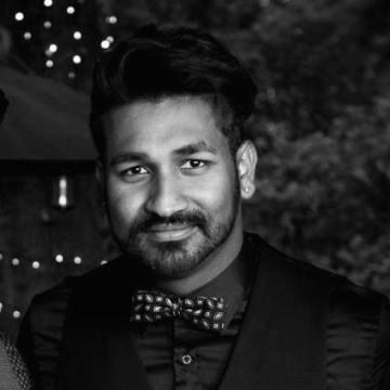 Nanthesh, 25, Chennai, India