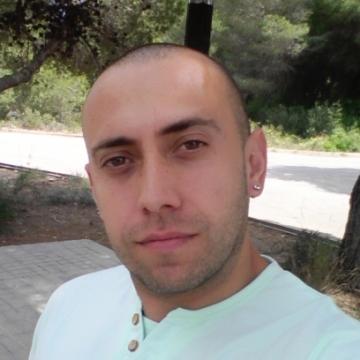 Rubén, 32, Valencia, Spain