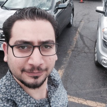 Abed, 27, Youngstown, United States