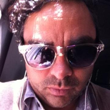 walter vivanco, 45, Santiago, Chile