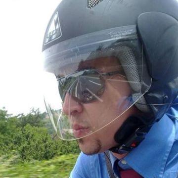 Antonio Borrasi, 38, Salerno, Italy