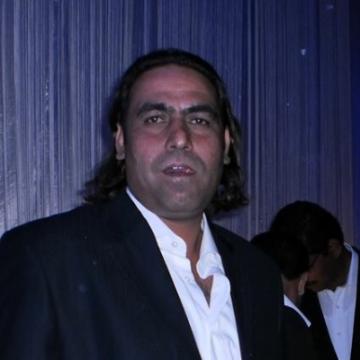 Pervez Gujjar, 39, Dubai, United Arab Emirates