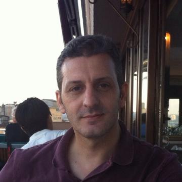 Fuat, 46, Istanbul, Turkey