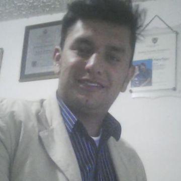 yederson, 31, Bogota, Colombia
