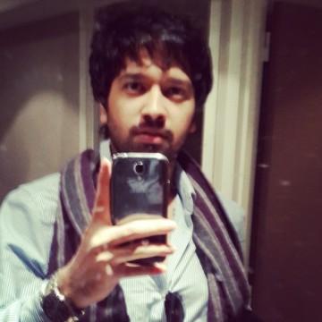 Maulik Bengali, 28, Ibiza, Spain