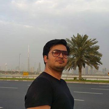 Muhammad Kashif, 32, Dubai, United Arab Emirates