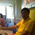 YE LIZHI, 57, Shanghai, China