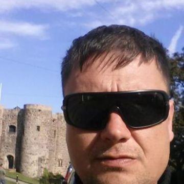 Mladen Dimitrov, 37, London, United Kingdom