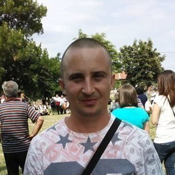 Georgi Georgiev, 34, Sliven, Bulgaria
