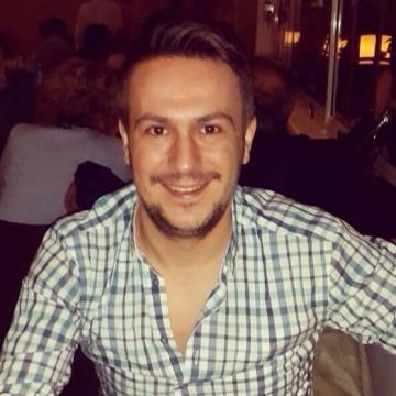 Selçuk Demir, 35, Ankara, Turkey