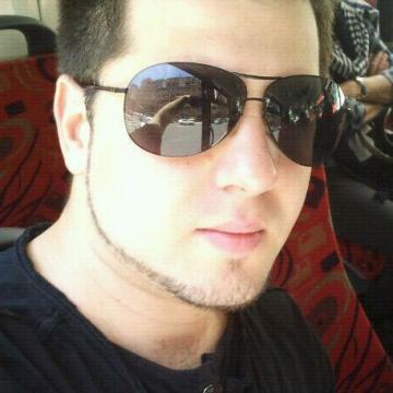 Daniel Rodriguez Muñoz, 33, Bilbao, Spain
