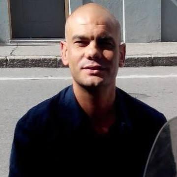 MAX, 43, Varese, Italy