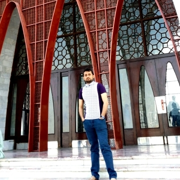 sohail, 31, Pasadena, United States