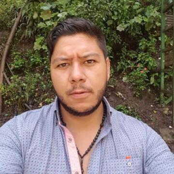 Esekiel Ramírez, 27, Morelia, Mexico