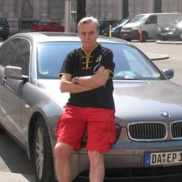 Ernst Polleyaus, 63, London, United Kingdom