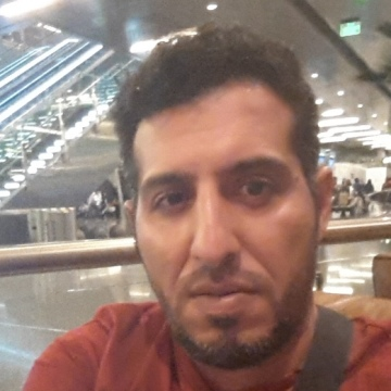 Ahmed , 40, Dammam, Saudi Arabia