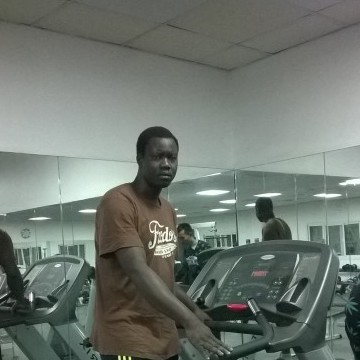 Emmanuel Komla Ali, 31, Dubai, United Arab Emirates