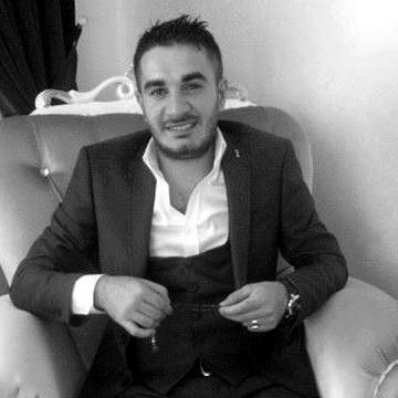 Burak Bozkurt, 31, Gaziantep, Turkey