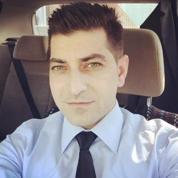 Rıdvan Bilici, 31, Bursa, Turkey