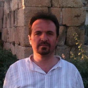 İslam Özkan, 38, Istanbul, Turkey