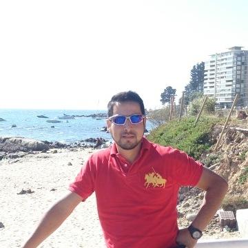 Leonardo Muñoz, 38, Concepcion, Chile