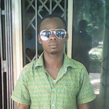 Mensah Francis, 27, Kumasi, Ghana