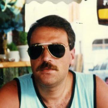 Tayphoon Acar, 45, Istanbul, Turkey