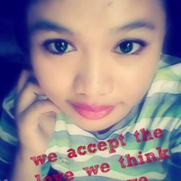 Maria novey  Bentulan, 22, Cebu, Philippines