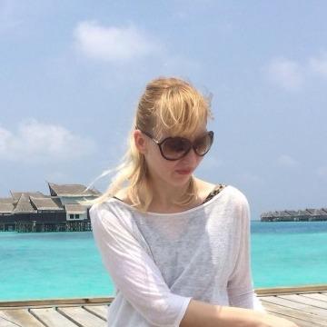 Victorria, 29, Dubai, United Arab Emirates