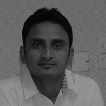 Nadeem Shahzad, 30, Dubai, United Arab Emirates