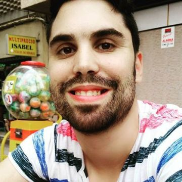 Ivan Perezgarcia, 27, Murcia, Spain