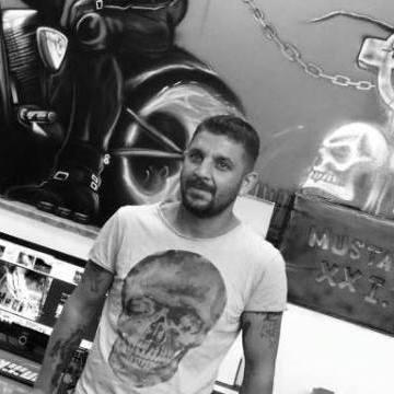 Mustafa Adar, 31, Izmir, Turkey
