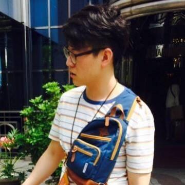 Jim Ryu, 25, Jeju, South Korea