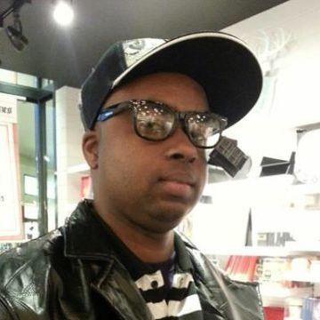 Nigel Harry, 33, Gardena, United States