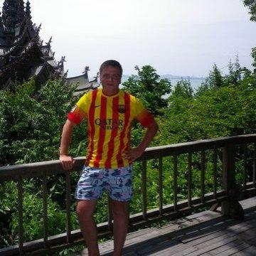 Alexey Kalugin, 26, Ekaterinburg, Russia