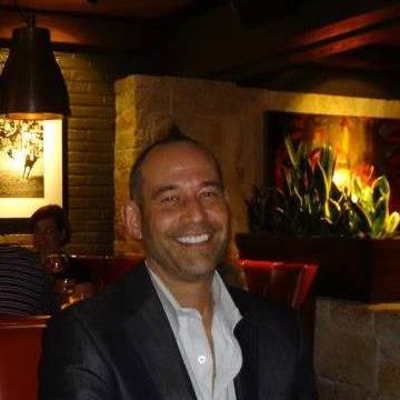 Rich Kerr, 40, Houston, United States