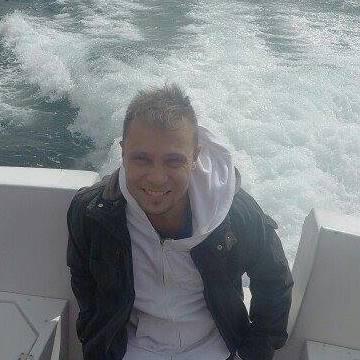 Matias Gimenez, 32, Buenos Aires, Argentina