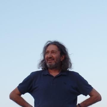 Hasan Arda, 63, Izmir, Turkey