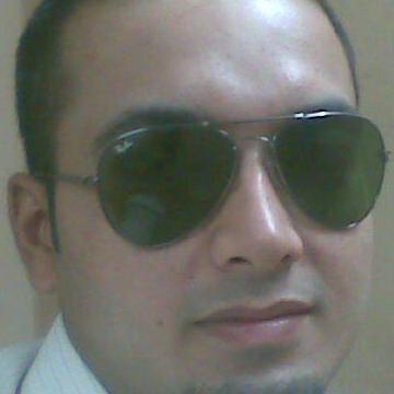 Amir Shahzad, 30, Jeddah, Saudi Arabia