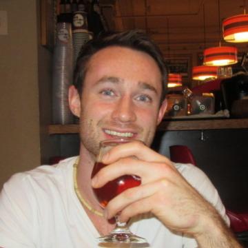 John Hutcheson, 29, Cambridge, United Kingdom